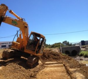 Earth moving services Perth