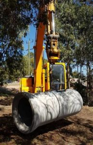 Drainage Contractor, Earth works, Perth